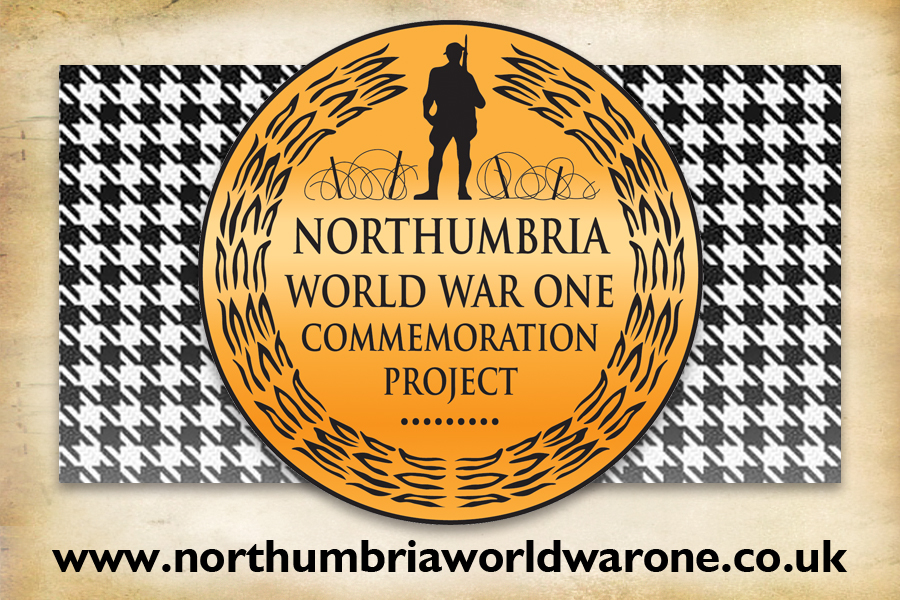 Image result for northumbria world war one project logo